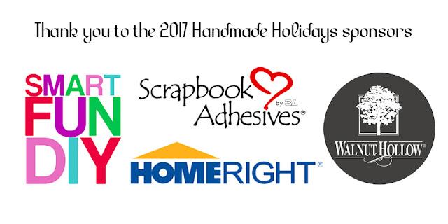 Handmade Holidays 2017 Sponsors