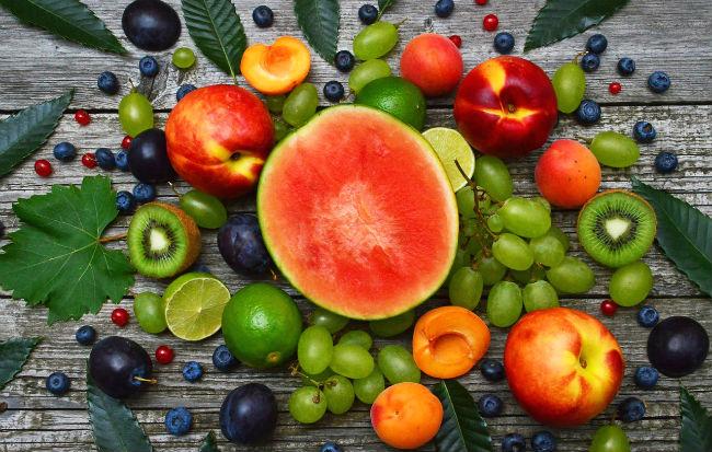 Frutta ricca di potassio