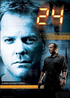 24 Horas - 1ª Temporada Completa Séries Torrent Download completo