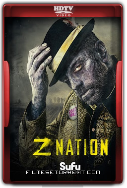 Z Nation 3ª Temporada Torrent