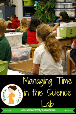 Tips for Science teachers regarding time management in a science classroom