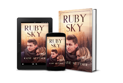 Release day for Ruby Sky!
