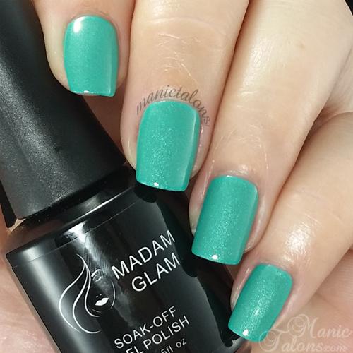 Madam Glam Gel Polish Clean Slate