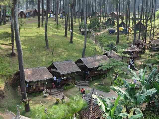 Cikole Jayagiri Resort di Lembang Bandung