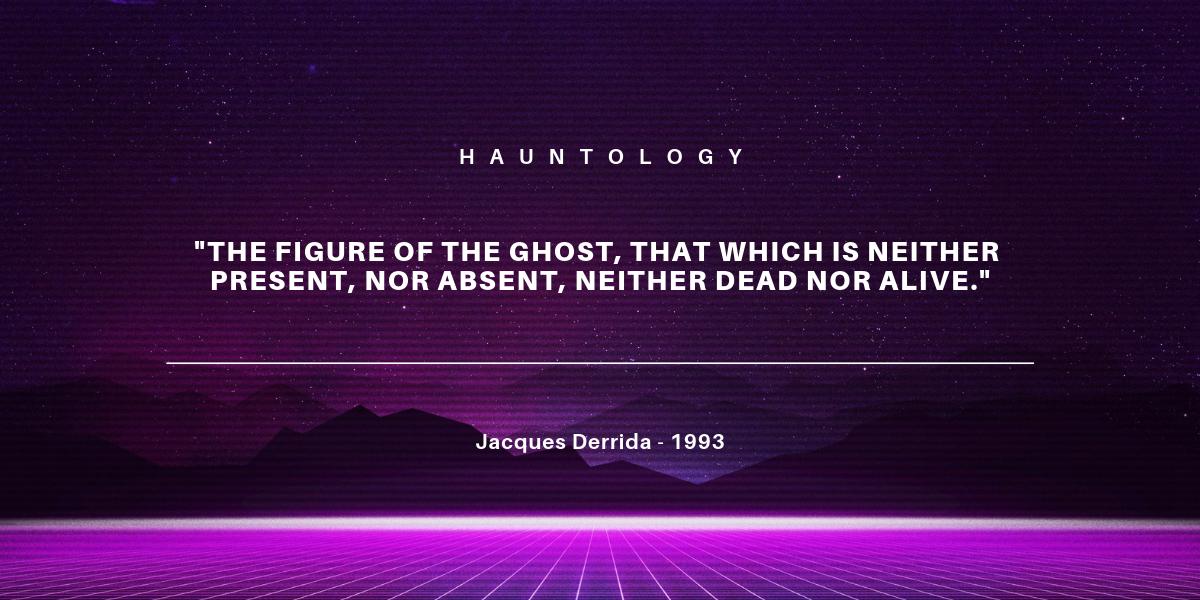 Hauntology : The Business of Future-Retro - Audio Pervert