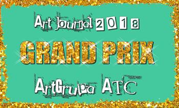 ART JOURNAL - GRAND PRIX 2018.
