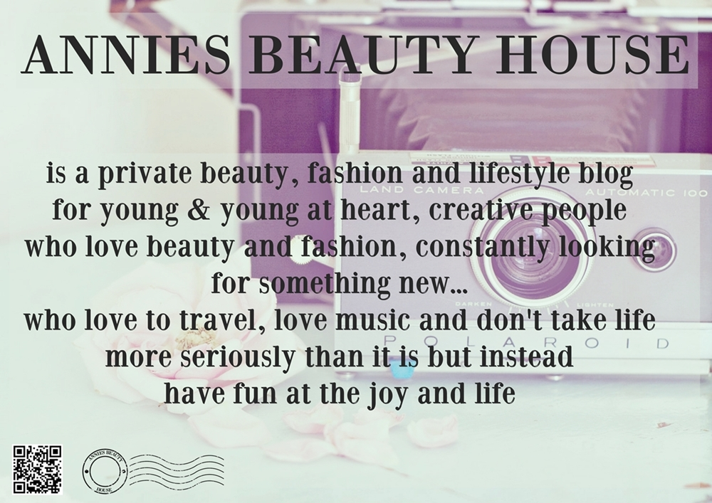 MediaKit Annies Beauty House - About Annies Beauty House