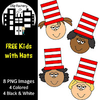 Free Kids with Hats