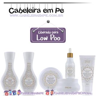 Shampoo, Condicionador, Máscara, Balm e Elixir Nutritivo Millenar Óleos Marroquinos - Amend (Low Poo)