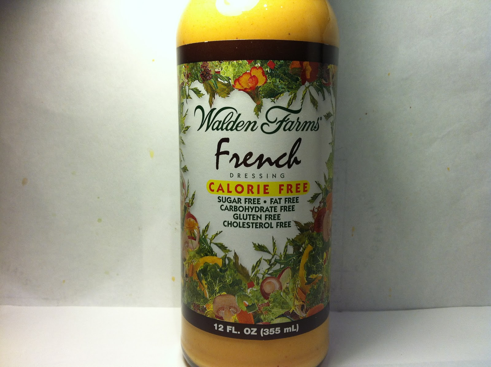 Walden Farms Salad Dressing - Thousand Island-Honey Dijon- French- Caesar- Balsamic Vinaigrette - Calorie Free, Fat Free, Gluten Free, Sugar Free - Variety Pack 5x12 Fl Oz. by Walden Farms. $ $ 28 52 ($/Fl Oz) FREE Shipping on eligible orders. out of 5 stars
