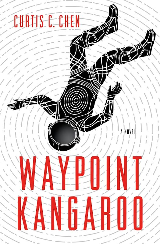 2016 Debut Author Challenge Update - Waypoint Kangaroo by Curtis C. Chen