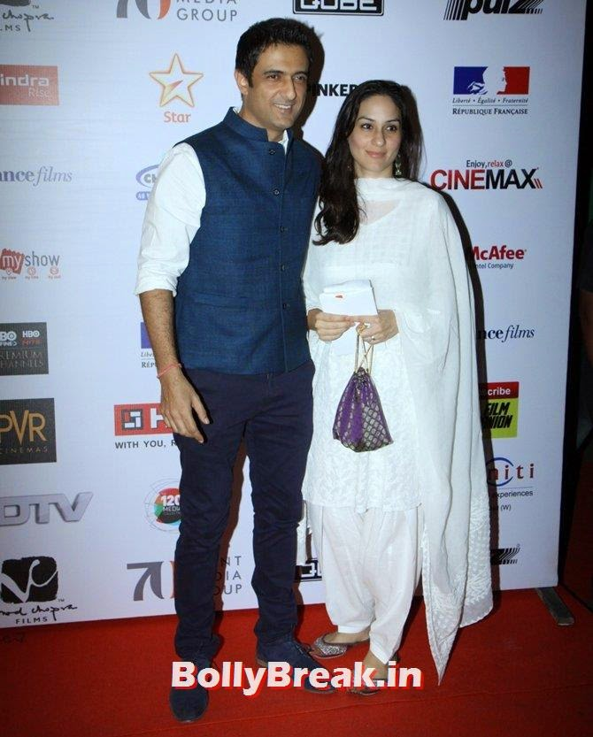 Sanjay Suri, Mumbai Film Festival 2014 Photos
