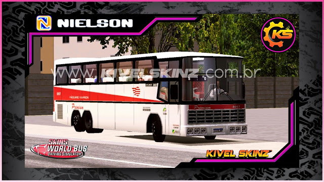 Skins World Bus Driving simulator - KIVEL SKINZ