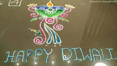 Diwali Rangoli Collections