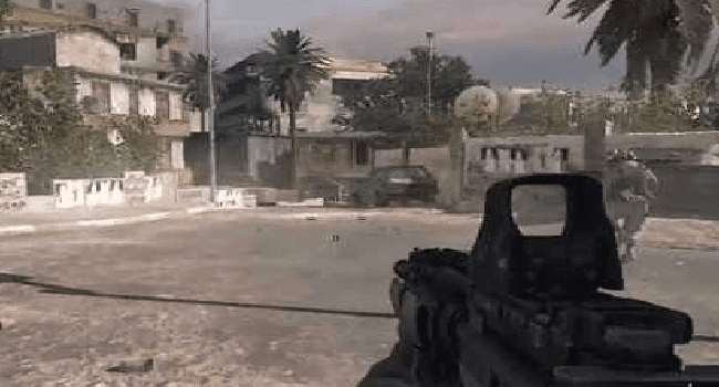 تحميل لعبة call of duty modern warfare 2