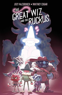 The Great Wiz and the Ruckus #1