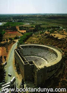 Aspendos Antik Tiyatrosu ve Kenti
