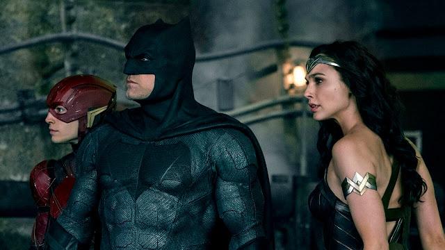 batman with wonder women