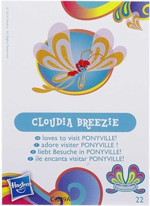 Wave 11 Cloudia Breezie Blind Bag Collector Card