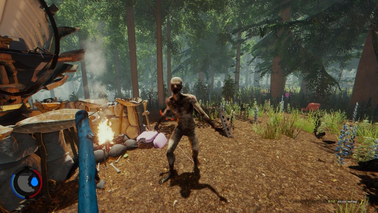 The Forest - PC İçin Mükemmel Hayatta Kalma Oyunları