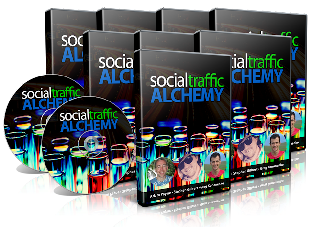 [GIVEAWAY] Social Traffic Alchemy [+BONUS]