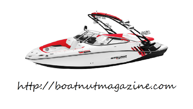 Boat Nut Magazine: 2012 SEA DOO WAKE 210 REVIEW/ WITH PRO BOARDER