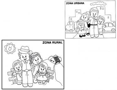Zona Rural E Urbana Atividades