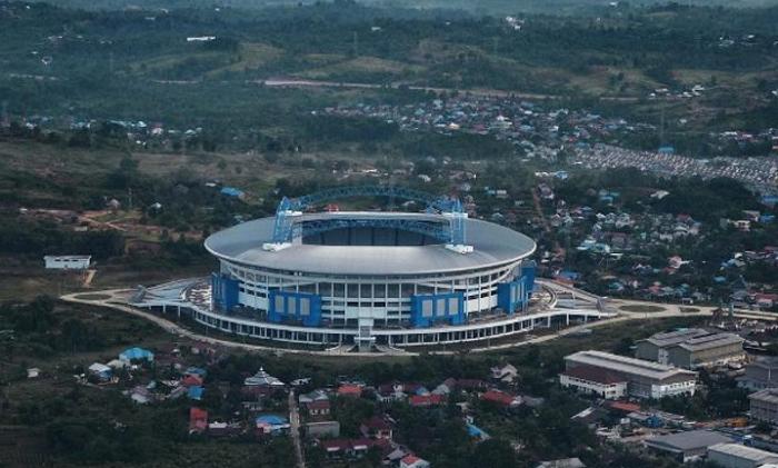 Telan Anggaran Rp 1,2 Triliun, Stadion Indonesia ini jadi yang Terbaik di Asia Tenggara