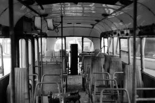 De Autobussen van de HTM van Kromhout-Verheul TB-6C: 2012