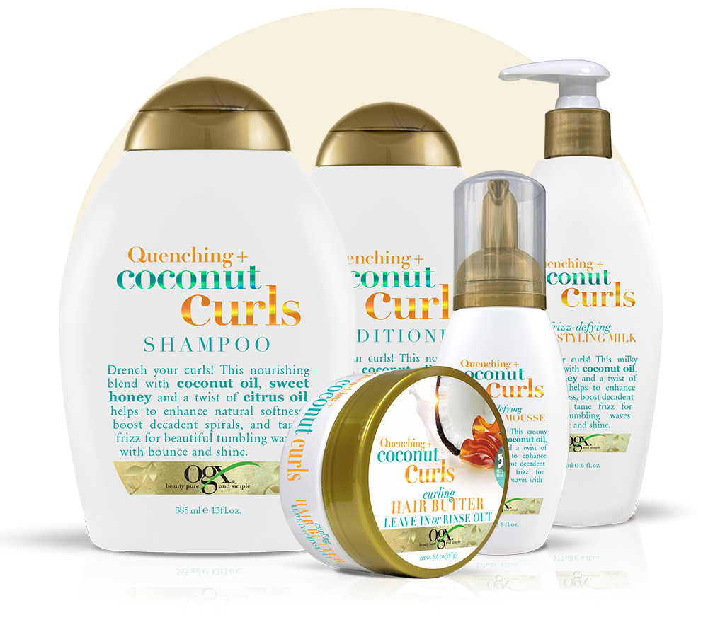 Best Ogx For Natural Hair