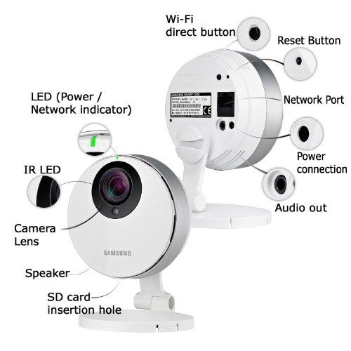 Samsung SmartCam HD Plus! #SmartCamTipper