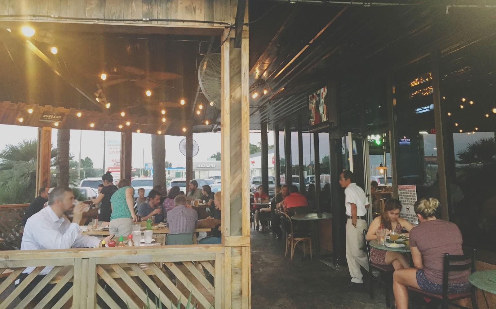 Hughie's - A restaurant/bar in Houston, Texas