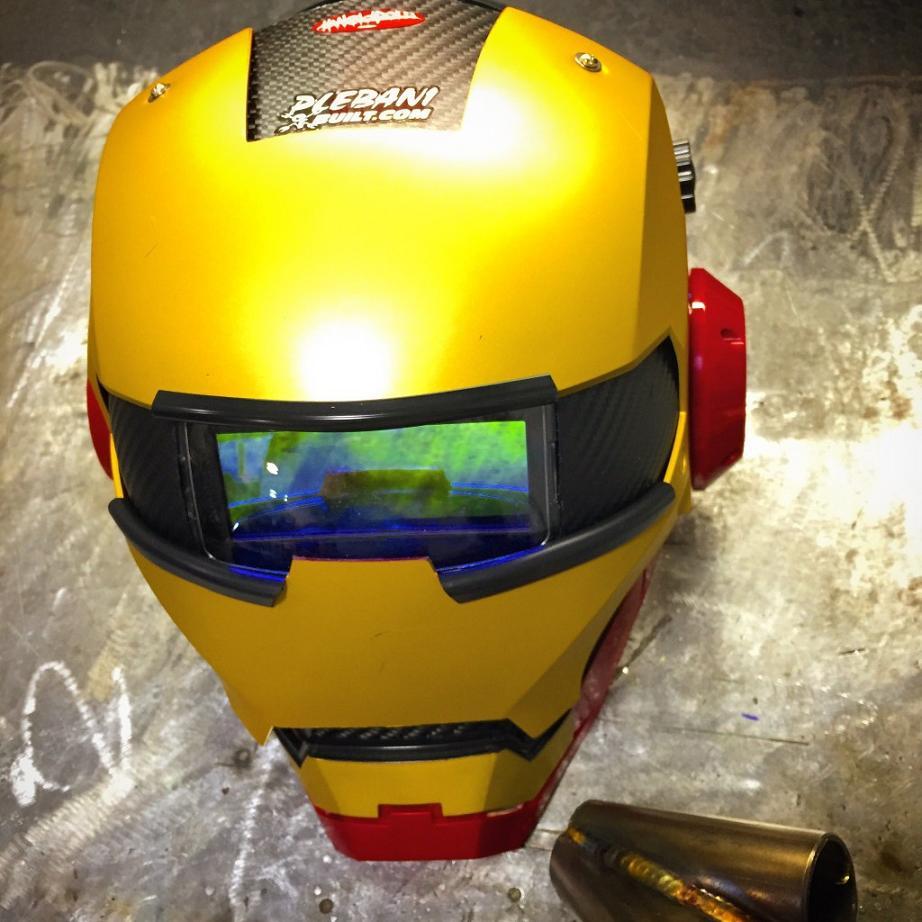 12 Most Creative Welding Helmets