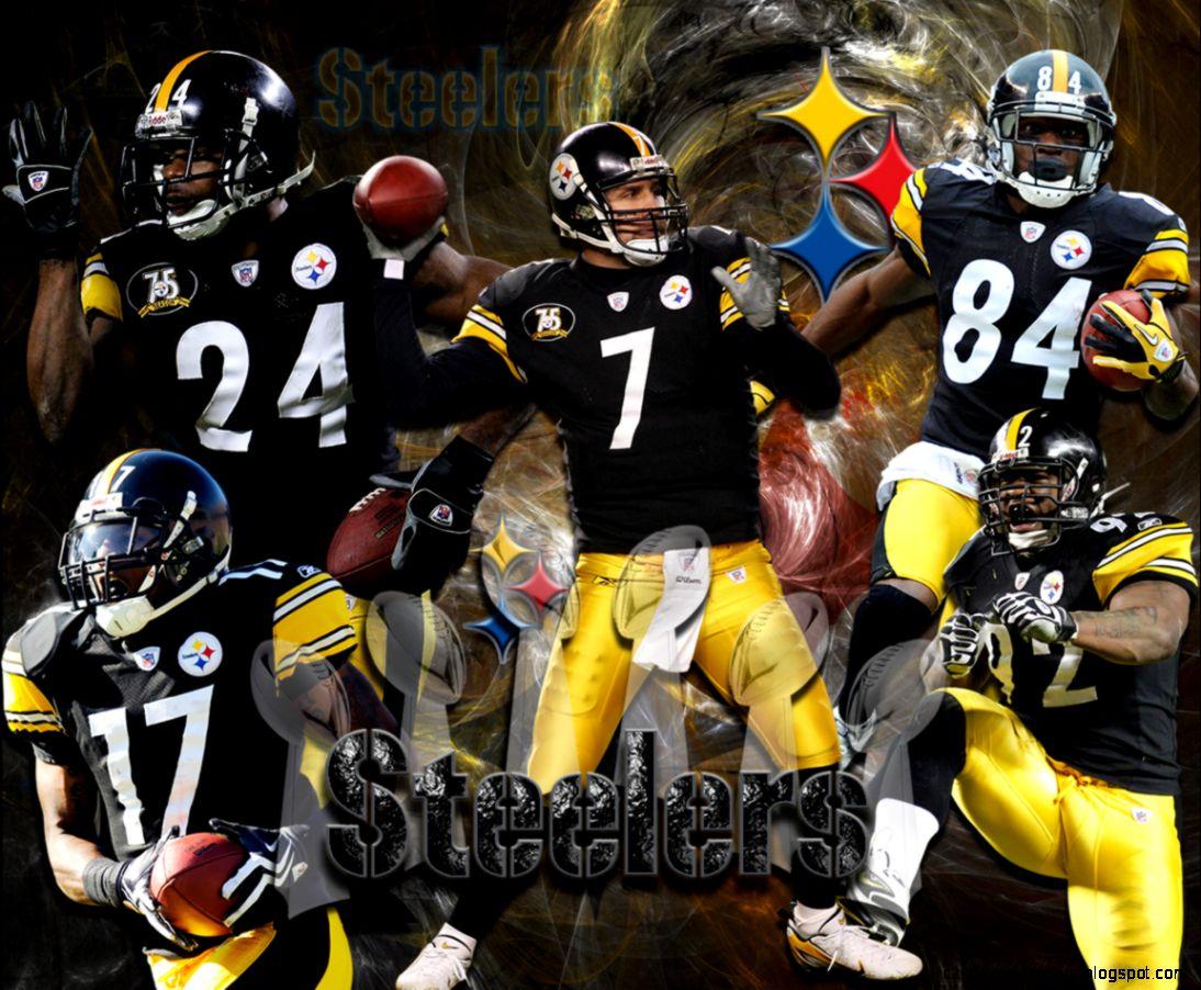 Pittsburgh Steelers Nfl Team Wallpaper Zoom Wallpapers