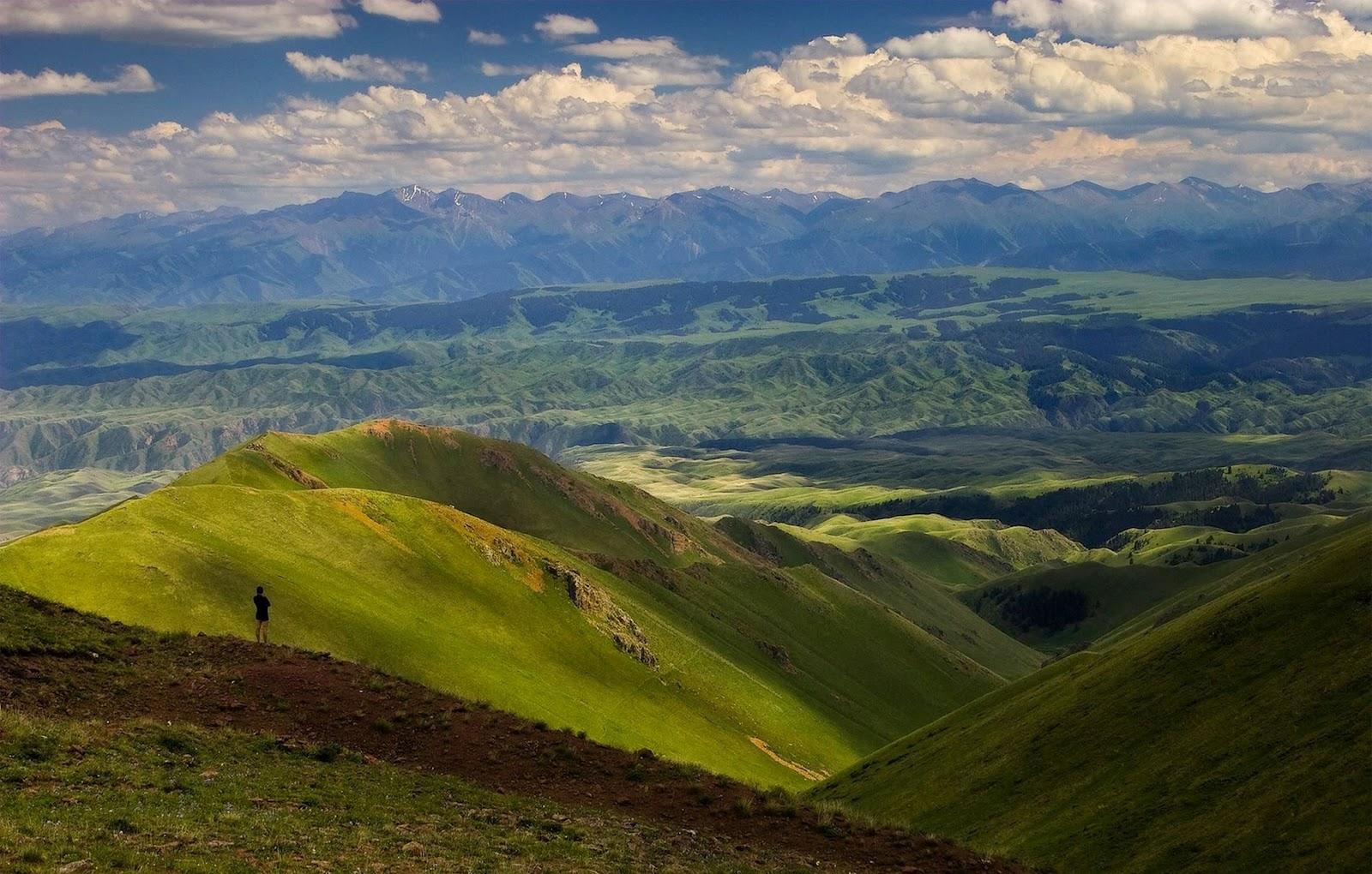 Travel & Adventures: Kazakhstan ( Қазақстан ). A voyage to