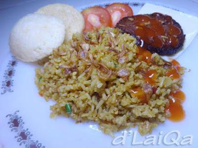 Nasi Goreng Chibi ala Rika (3)