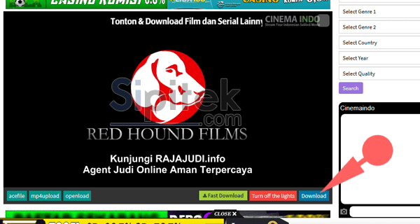 download film di cinemaindo