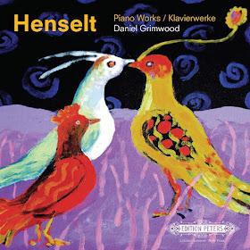 Adolf von Henselt - Daniel Grimwood