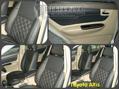 Jok Mobil Toyota Altis