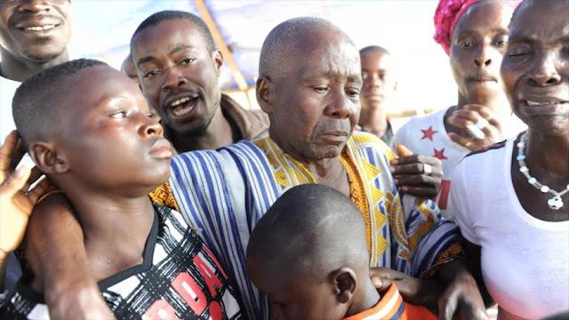 ONU: Más de 65 millones de personas están desplazadas