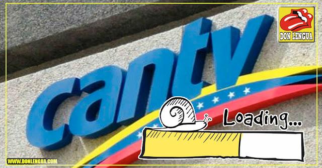 CANTV aumenta precios del Internet y empeora cada día los servicios
