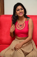 Akshita super cute Pink Choli at south indian thalis and filmy breakfast in Filmy Junction inaguration by Gopichand ~  Exclusive 091.JPG