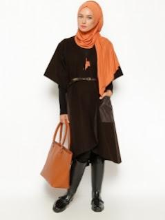 baju kerja wanita muslimah modis