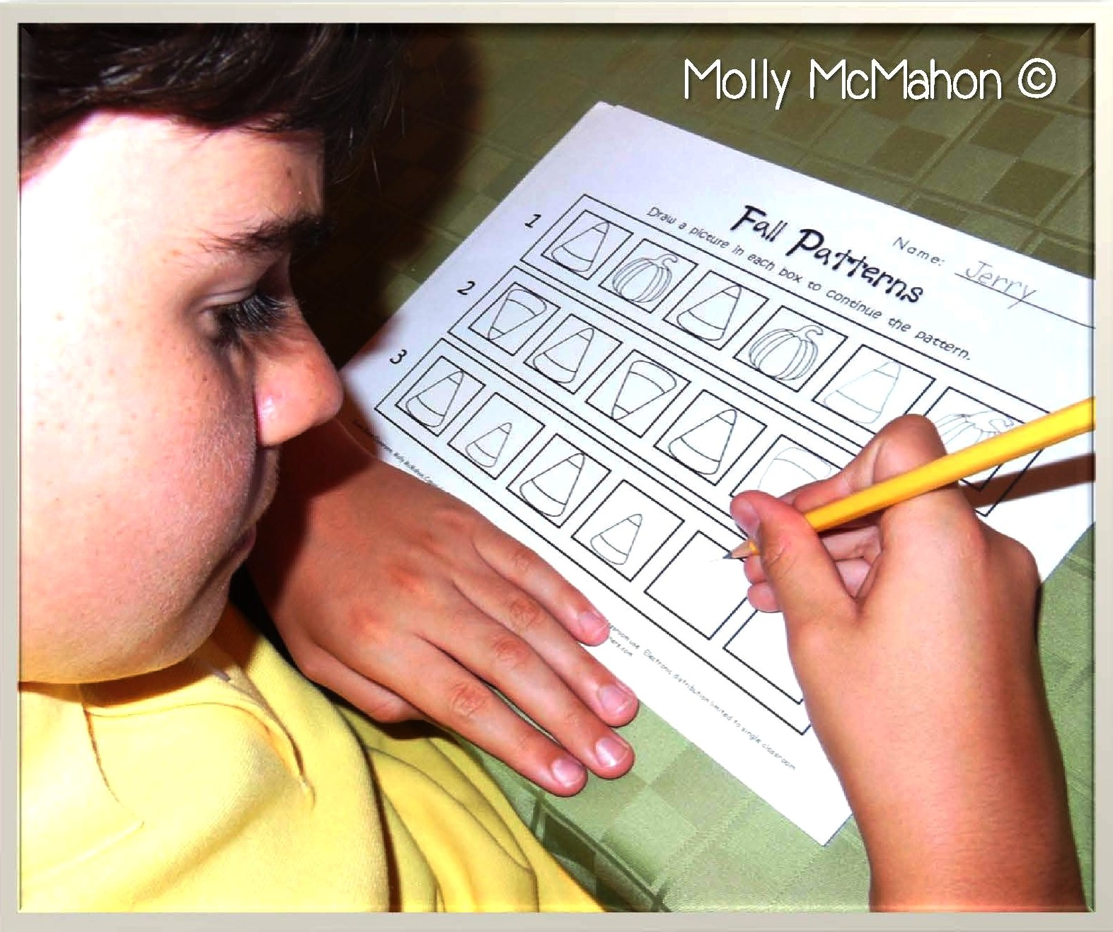 Lessons By Molly Repeating Patterns
