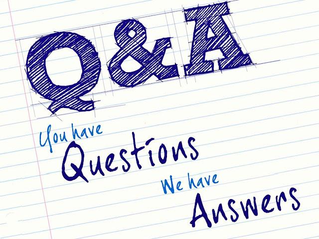 Q & A :)