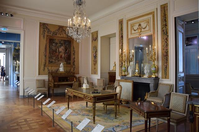 Paryż w pigułce #3 - Musée du Louvre - zdjęcie 8 - Francuski przy kawie