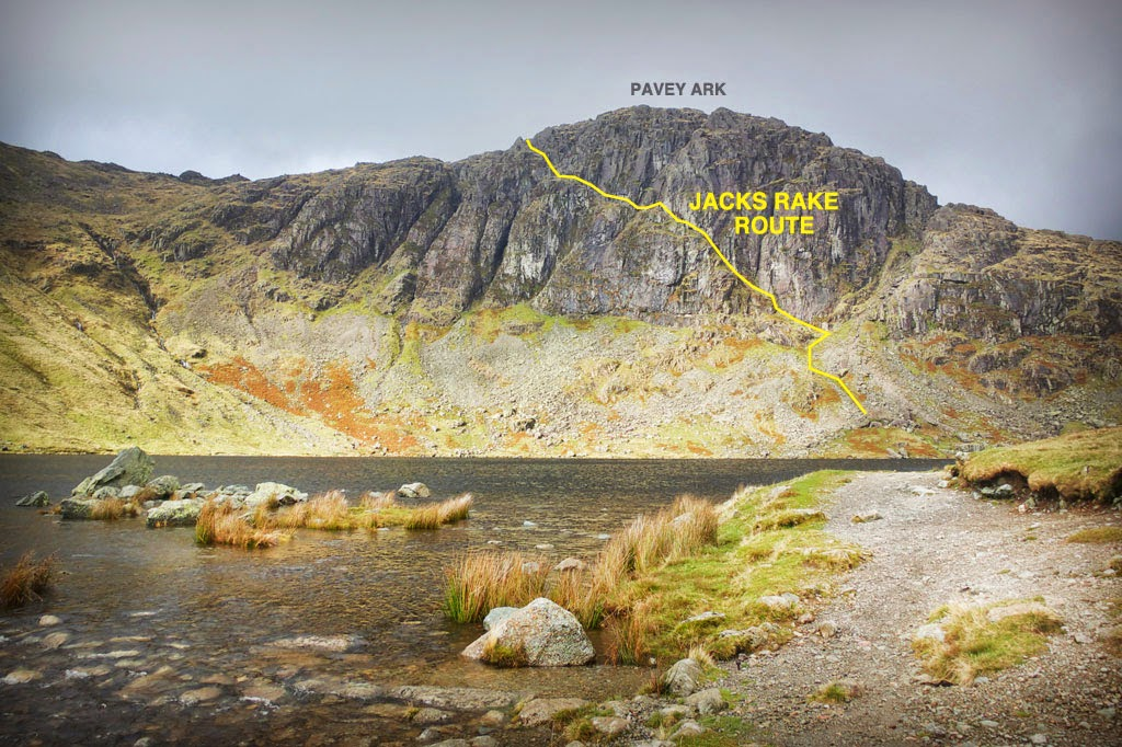 Jacks rake route, langdale pikes, pavey ark, route, safe, deaths, map, ridge, best, lake district, lakes, rain, snow, ice,