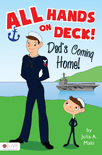 http://smile.amazon.com/Hands-Deck-Dads-Coming-Home/dp/1620244799/ref=sr_1_6?ie=UTF8&qid=1456933202&sr=8-6&keywords=julia+maki