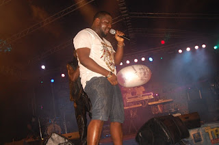 timaya on stage1 - PHOTOS: What is Timaya doing on stage? Could This Be Condon?