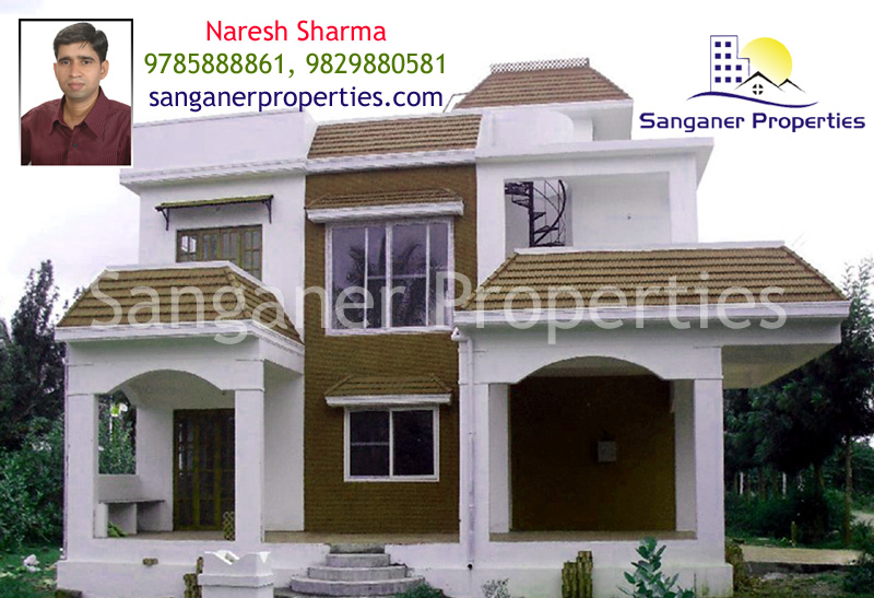 House in Sanganer